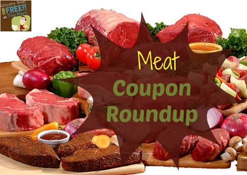 Meat Coupon Roundup