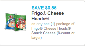 Frigo Coupon