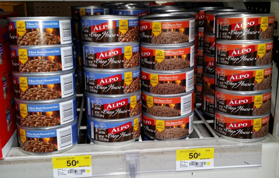 Alpo Chop House Just $0.38