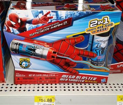 Spider-Man Mega-Blaster