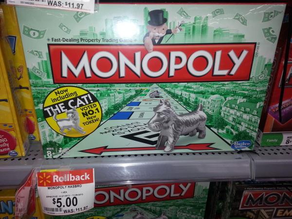 Monopoly 12-13