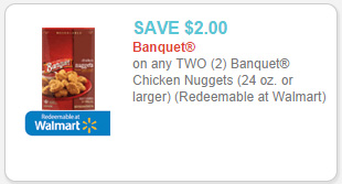 banquet chicken nuggets coupon
