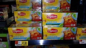 lipton tea gsffatm