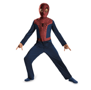 Spider-Man Basic Child Halloween Costume