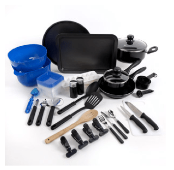*HOT* Gibson Home Kitchen Deluxe 59-Piece Cookware Combo Set Only $44.97 + FREE Store Pick Up!