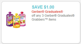gerber grabbers coupon