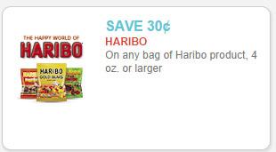 haribo coupon