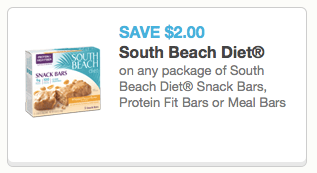 South Beach Coupon