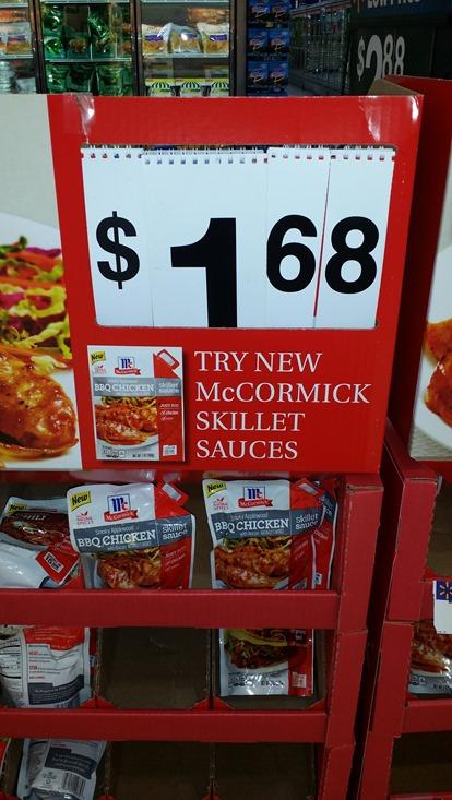 McCormick Skillet Sauces
