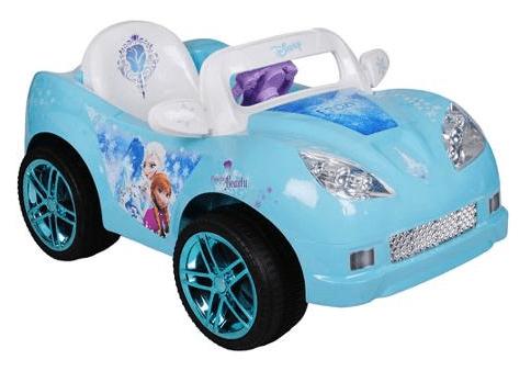 Disney Frozen Car Ride-On
