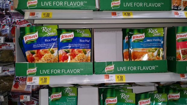 Knorr Sides Deal At Walmart