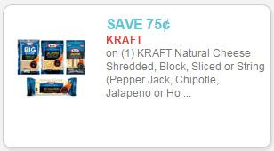 kraft natural coupon