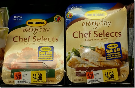 Butterball Chef Selects Just $3.98 at Walmart!
