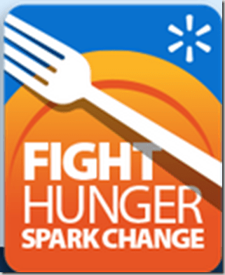 You Can Fight Hunger by Shopping at Walmart!