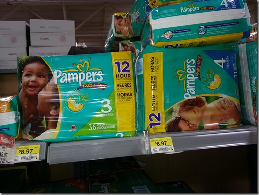 Pampers 4-13