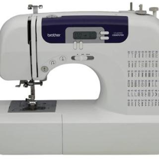 Brother 60-Stitch Computerized Sewing Machine, CS-6000i Just $145 At Walmart! Reg. $449!