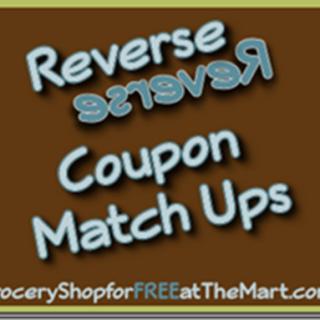 10/23 Reverse Coupon Matchups!