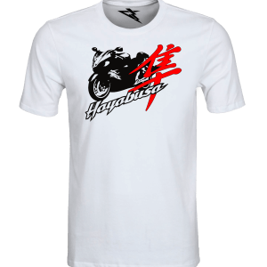 T-Shirt HAYABUSA WHITE