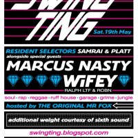 Reach: SWING TING // Marcus Nasty X Wifey {Manchester}