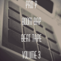Download: PRO P // Boom Bap Beat Tape Vol 3