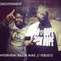 Groovement Interview: KILLER MIKE // FEB2013