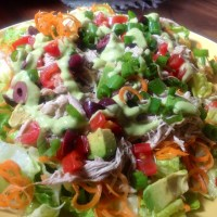 Avocados: Quick & Creamy Mexicado Salad Dressing