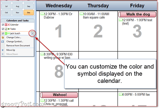 Calendar Printing Assistant For Outlook 2007 How To Use Templates For Calendar Printing Assistant For Outlook 2007 How To Print Overlain Calendars In Outlook With Calendar