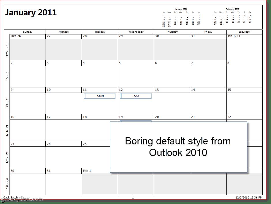 Download Calendar Printing Assistant Outlook 2007 Calendar Printing Assistant Bringing Outlook Printing How To Print Overlain Calendars In Outlook With Calendar
