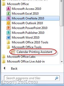 Microsoft Office Outlook 2007 Calendar Printing Assistant Using Outlook Calendar Printing Assistant In Outlook 2010 How To Print Overlain Calendars In Outlook With Calendar