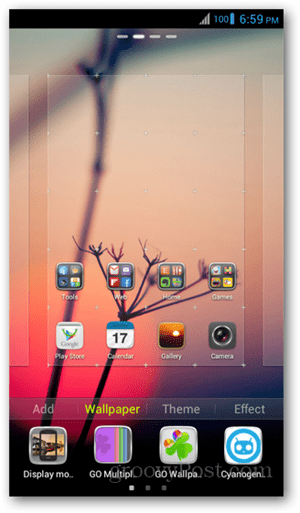 How To Enable Multiple Wallpapers in Android