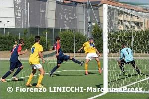 Nella foto di F.Linicchi, una gara interna della Nuova Grosseto