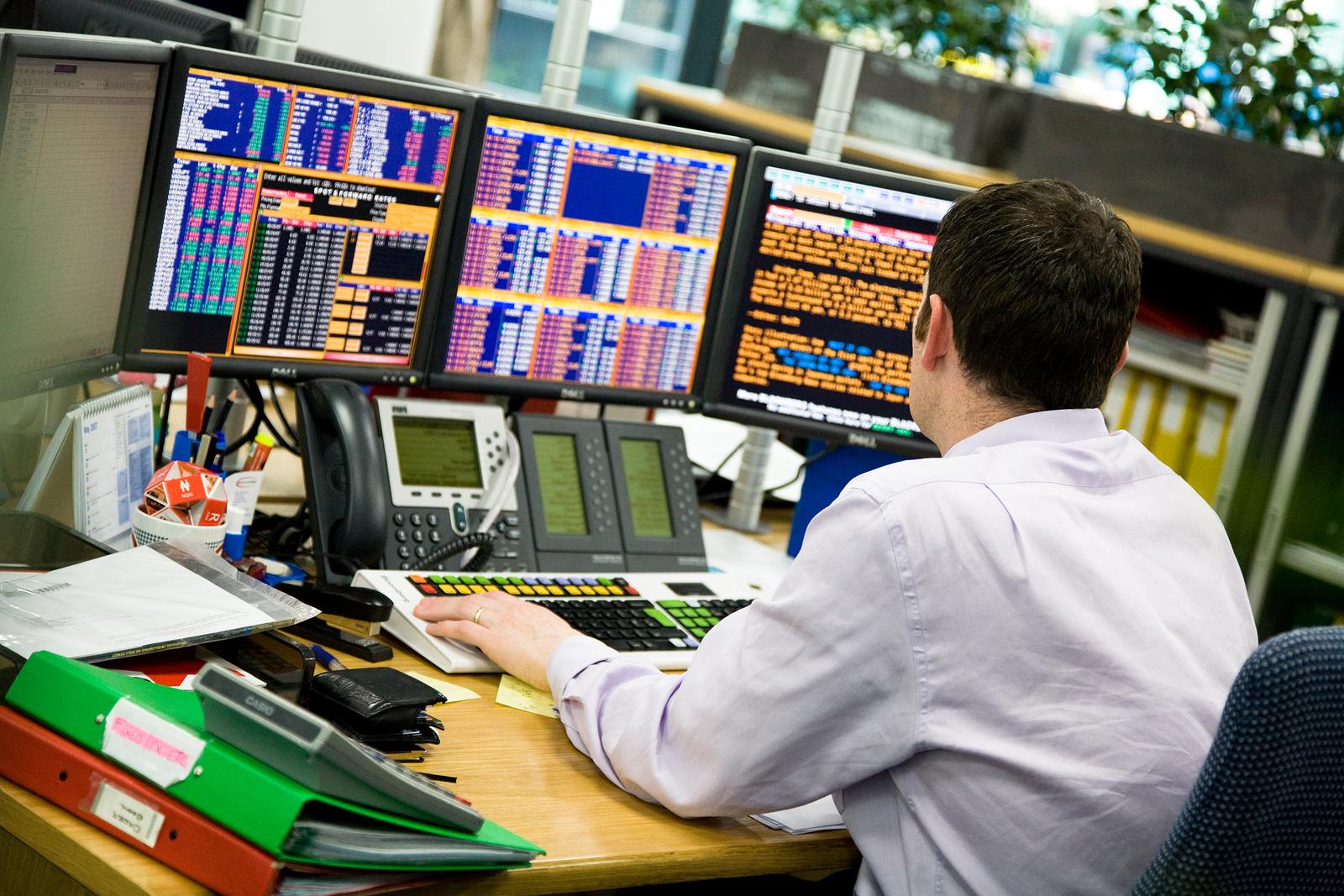 stock brokers