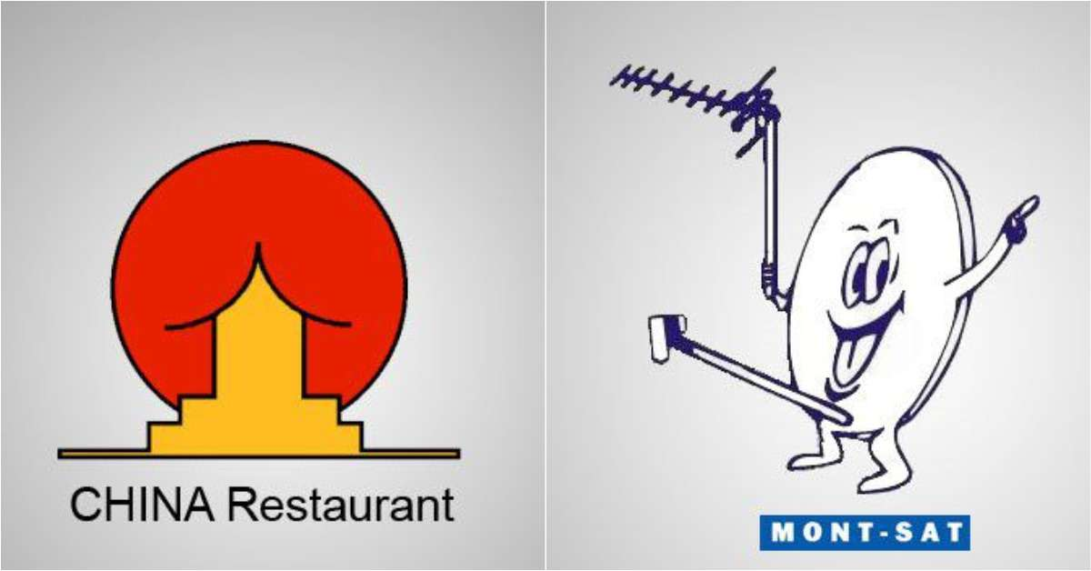 10 Worst Logo Fails That Will Make You Laugh  Cringe At The Same Time
