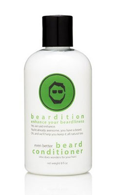 A beard conditioner by Beardition.
