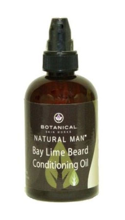 A photo of beard oil.