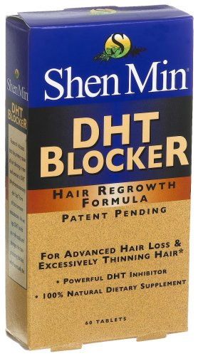 Photo of beard regrowth DHT blocker.