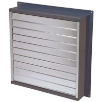 Canarm Exhaust Fans with Aluminum Louver Shutters