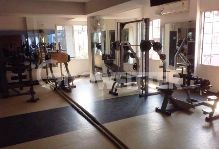 Gladiator Fitness Studio Borabanda - Hyderabad Gym Membership Fees