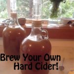 How to Make Hard Cider Part 1: Brew it!