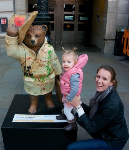 """""""Paddington the Explorer,"""" Picadilly Circus – Ripley's Believe It or Not!, based on Robert Ripley's voyage across the world"""