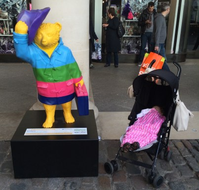 """""""Rainbow,"""" Covent Garden - Darcey Bussel, widely acclaimed, British ballerina"""