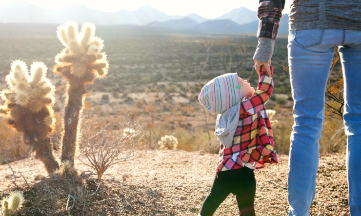 What should you bring for backpack travel with kids? An experienced traveller and parent breaks down her list as she heads out on a trip with her toddler.