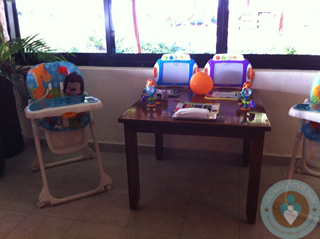 Azul Beach Dining Room Toys And Highchairs Growing