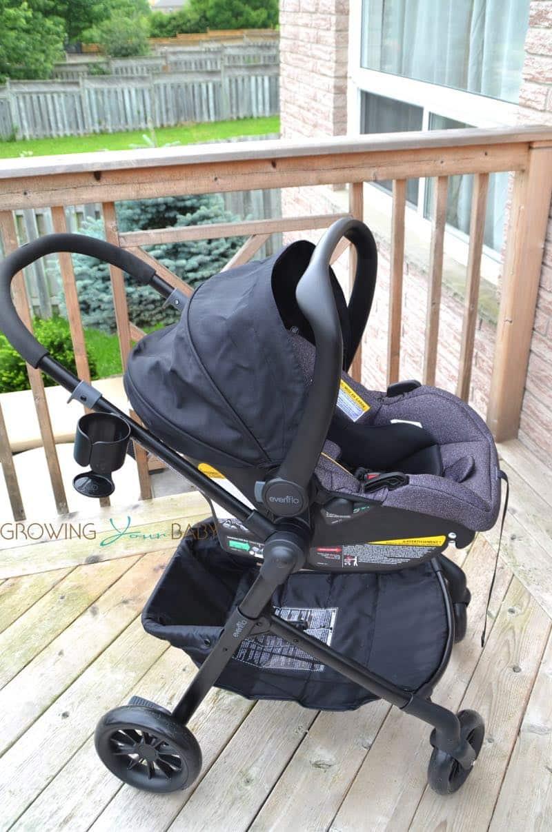 Fullsize Of Evenflo Infant Car Seat