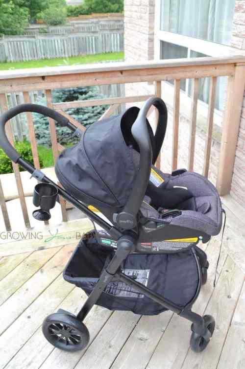 Medium Of Evenflo Infant Car Seat
