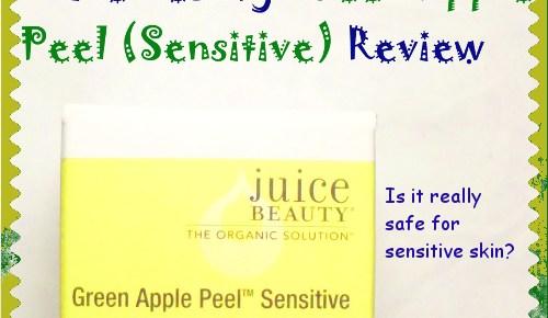 Juice Beauty Green Apple Peel Sensitive review icon