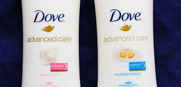 Dove Advance Care Deodorant Summer Sleeveless Challenge Scents In Beauty Finished and Nourished Beauty