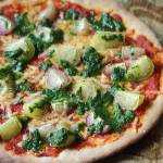 tomatillo pizza