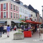 marhet in Gournay-en-Bray
