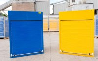 GRP Aberdeen Ltd - Products - GRP Storage Cabinets